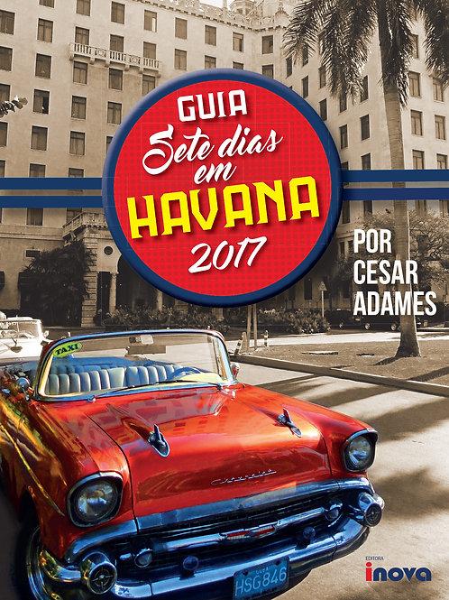 Guia Sete dias em Havana 2017 / 2018