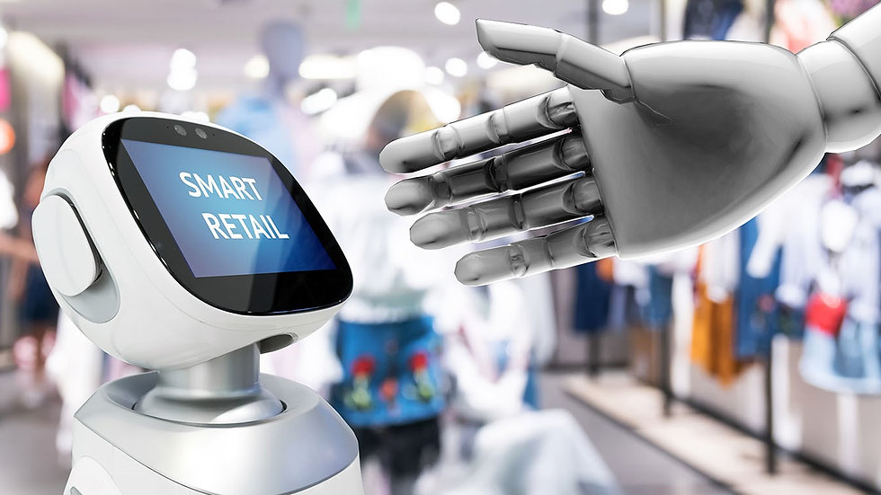 AI for Retail Analytics & Management Applications