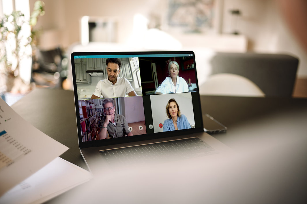 online-meeting-via-video-conference-call