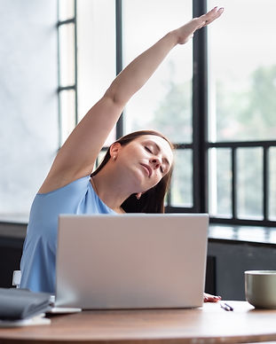woman-performing-a-side-stretching-exerc