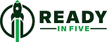 Ready in Five Logo