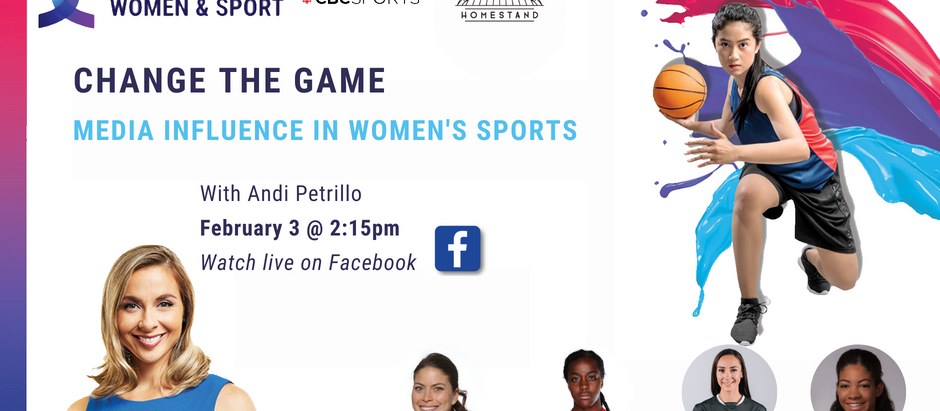 Ready in Five founder on the 'Change the Game' panel unpacks progress made in women's sports