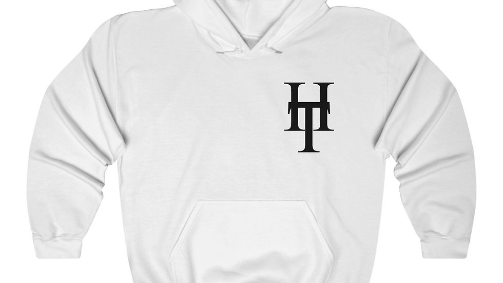 HeadTurners VSR Support White Unisex Heavy Blend™ Hooded Sweatshirt