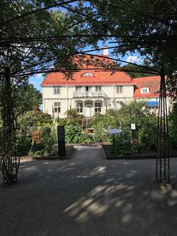 Trädgårdens hus