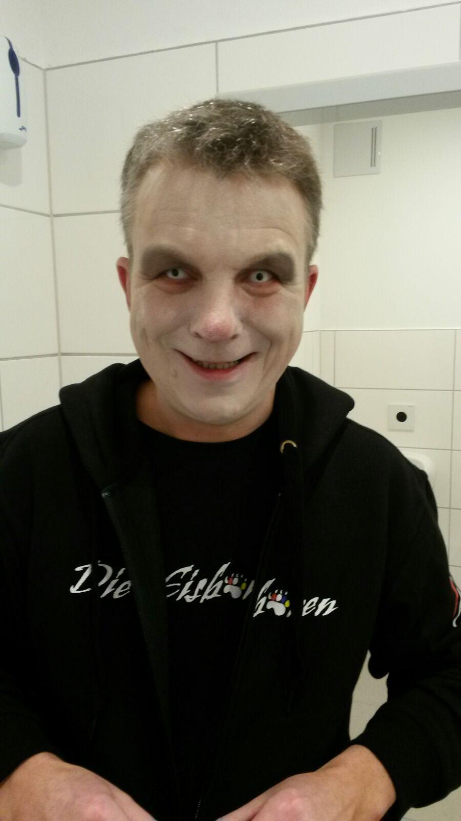 Verwandlung zum Vampir