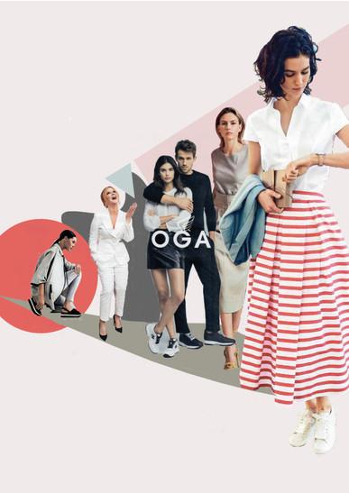 Entwurf Innenseite Modemagazin