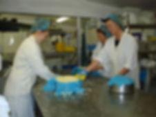 Three happy cheesemakers.JPG