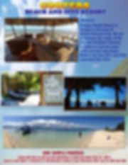 Coopers Beach Dive and Resort. The only dive resort in Northern Puerto Princesa