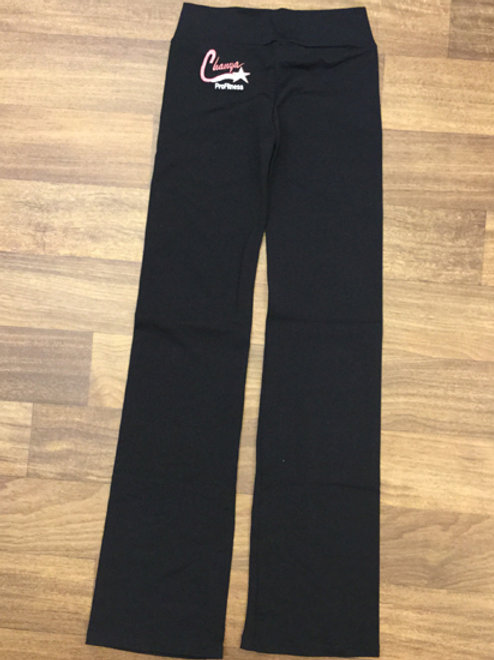 Black Yoga/Workout Pants