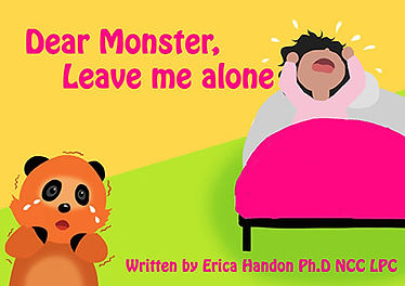 Dear Monster, Leave me alone