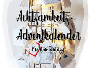 Achtsamkeits-Adventkalender, 24 schöne Momente nur für DICH
