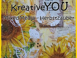 MixedMedia - Herbstzauber inkl. Aroma-Rezept