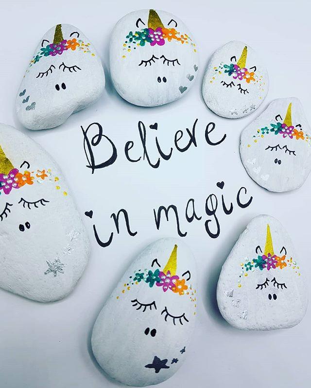 """""""Believe in magic"""" ... eine neue Steinse"""