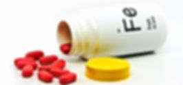 Iron supplements for iron deficiency anemia