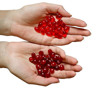 Cranberry supplements for UTI prevention