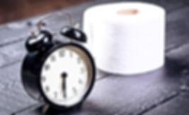 Adult toilet training for improved bowel habits.