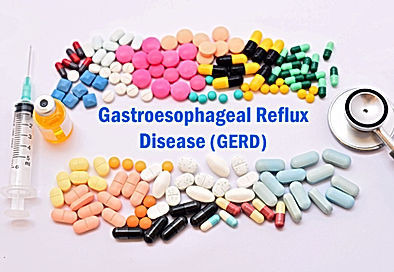 Antireflux medications.