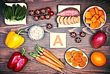 Vitamin A foods for prevention of UTIs