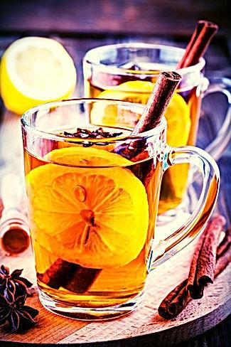 Cinnamon tea for glycemic control