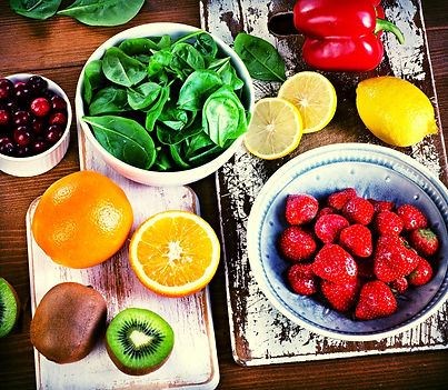 Vitamin C is an excellent enhancer of iron absorption