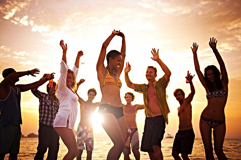 Dancing, walking, gardenin all contribute to physical activity