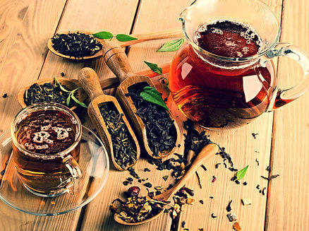 Polyphenol rich foods, like coffee and tea, reduce absorption of iron