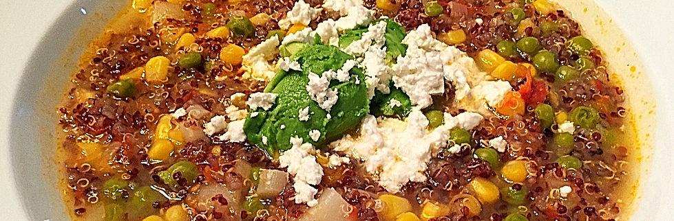 quinoa stew