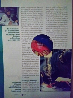 Cirugía Cardíaca Láser