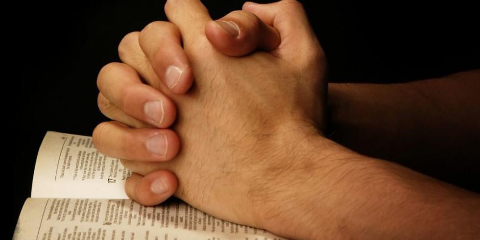 Thursday Prayer Line