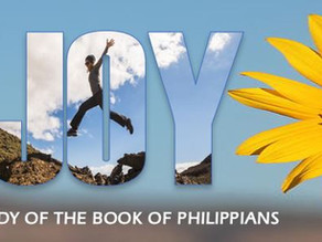 Joy in Living for Christ - Part 1