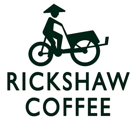 Final JPEG- Rickshaw Coffee Logo (Dark G