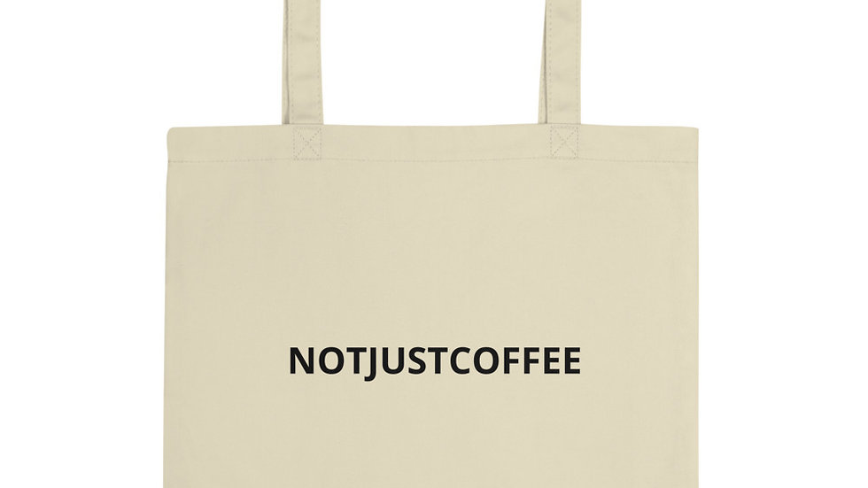 T.it. - Eco Tote Bag NOTJUSTCOFFEE
