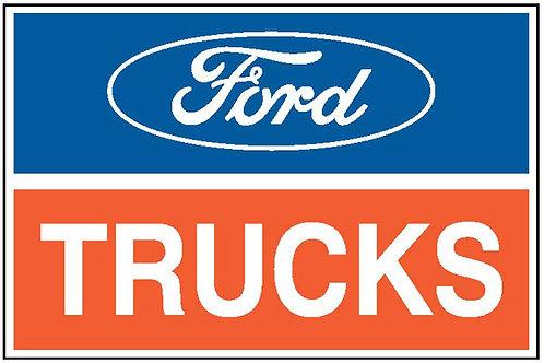 Ford SUV/Trucks