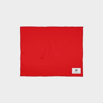 PARIS CHIFFON SCARF WRAP (SHAWL) // Red