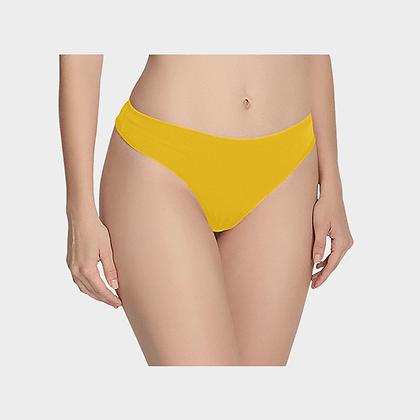 WOMEN'S CLASSIC THONG // Yellow