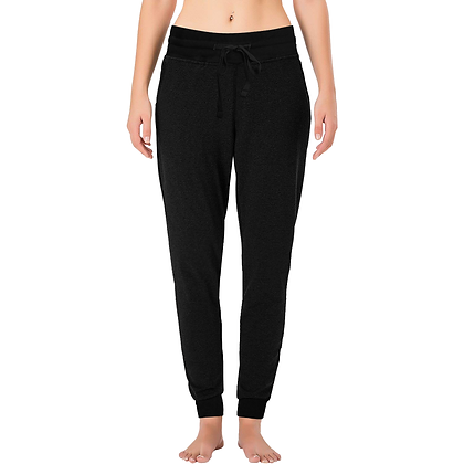 WOMEN'S LOUNGE JOGGER PANTS // Black
