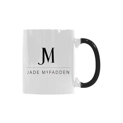 JM COMPANY MORPHING MUG // Black & White