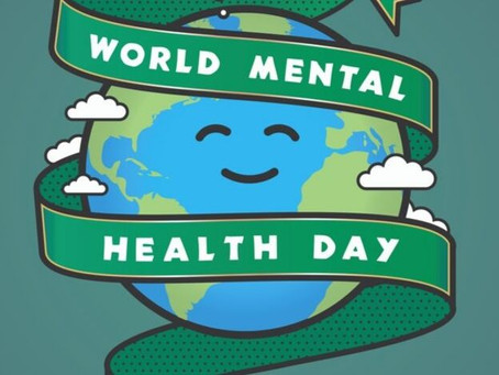 Looking Back At My Own Struggles & Mistakes On World Mental Health Day.