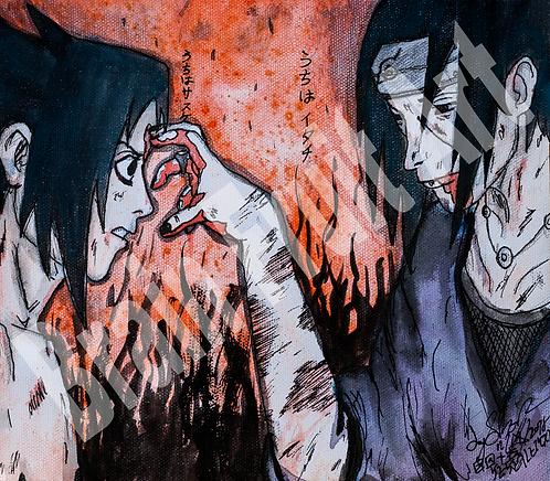 Sasuke v. Itachi