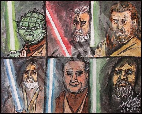Jedi Lineage