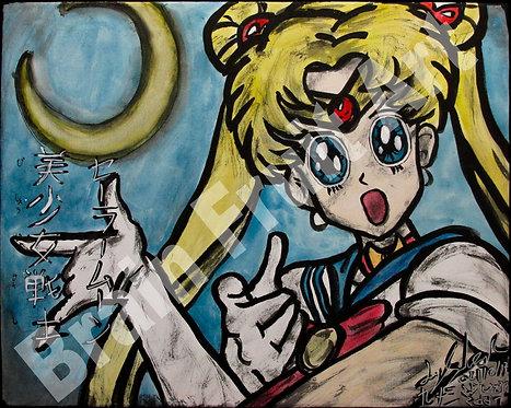 Sailormoon (blue)