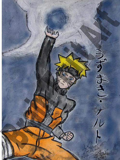 Naruto-Rasenshuriken