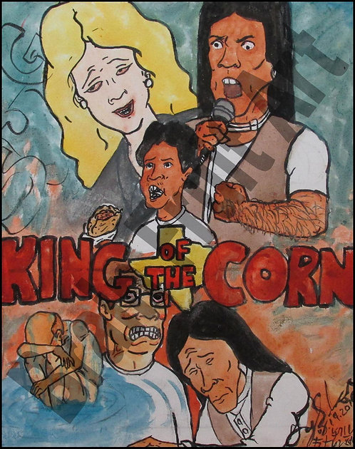 King of the Corn
