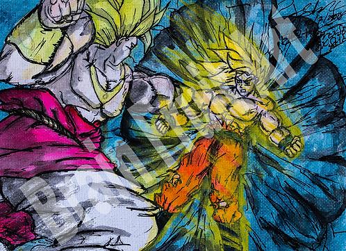 Goku v. Broly