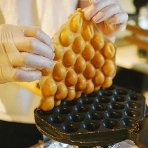 bubble-waffle-makinası