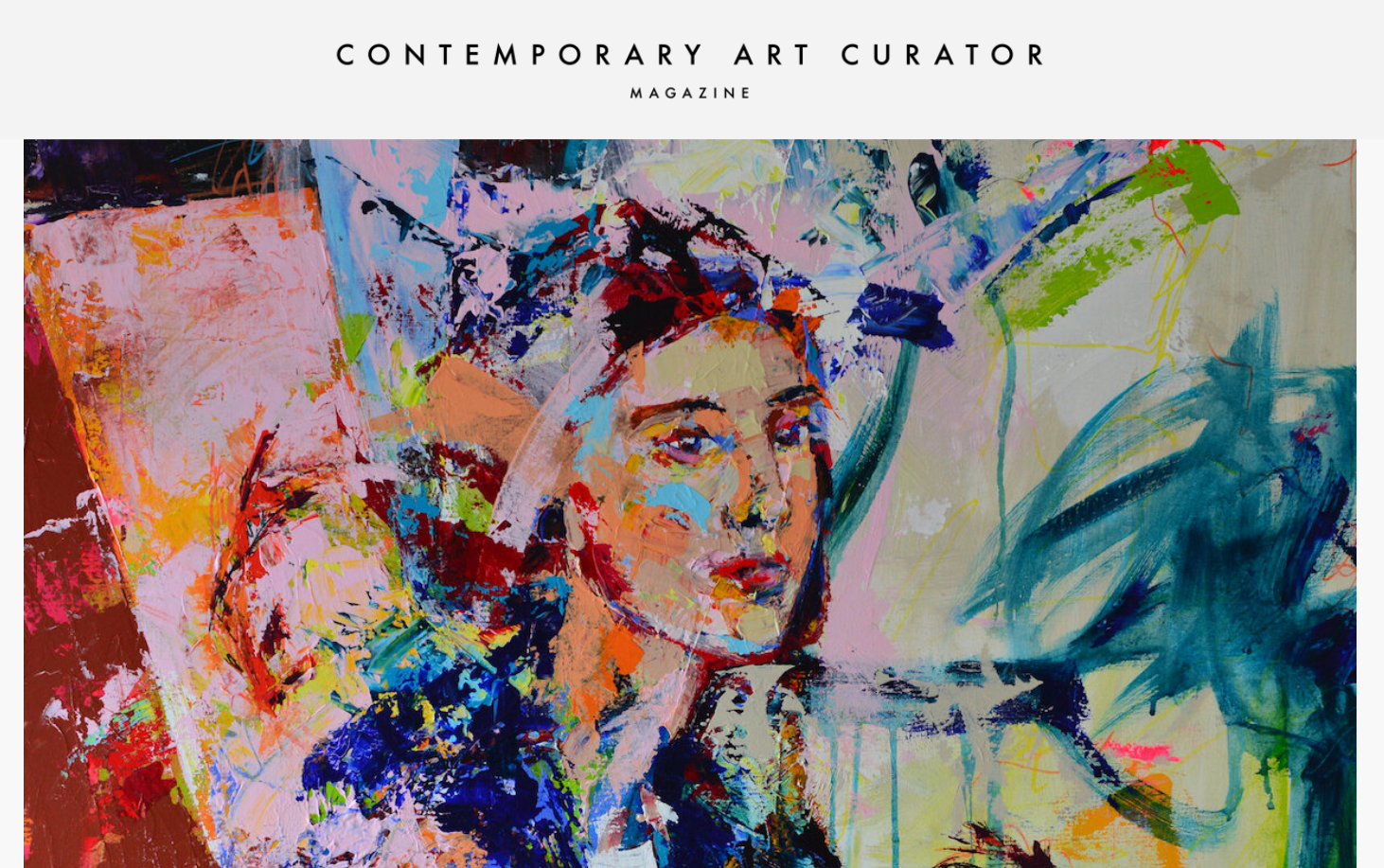CONTEMPORARY ART MAGAZINE