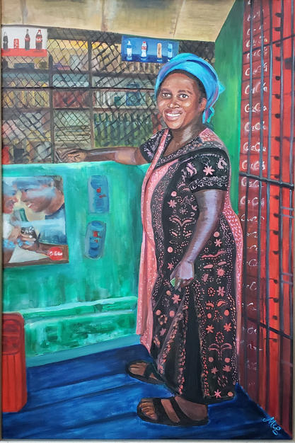 2. Woman from Langa, South Africa