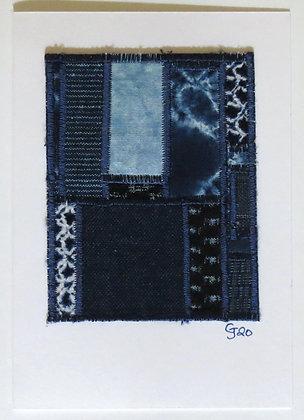 JG Textile Art Card 04
