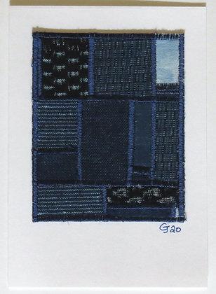 JG Textile Art Card 05