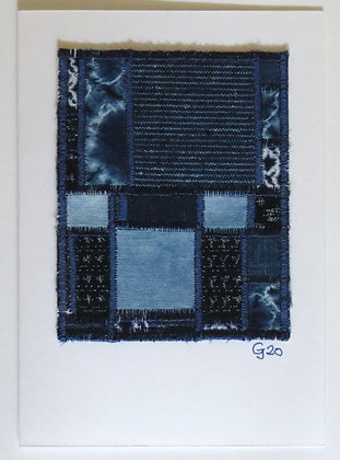 JG Textile Art Card 01